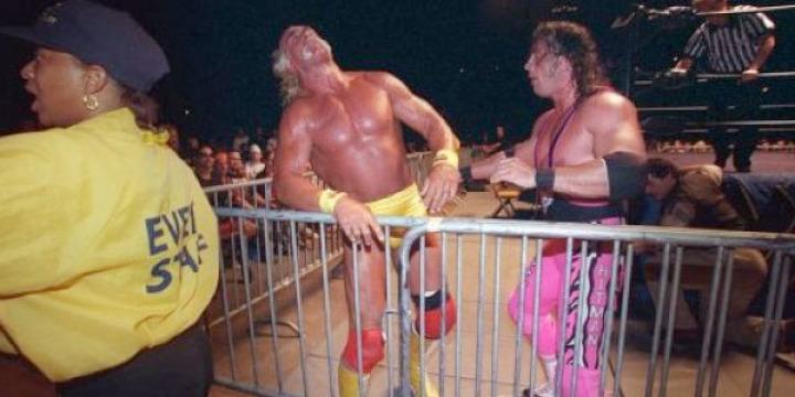 Bret Hart Ranks Hulk Hogan: