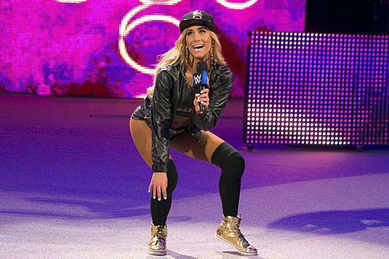 Rate The WWE Diva - Day 96 - Carmella - Bodybuilding.com