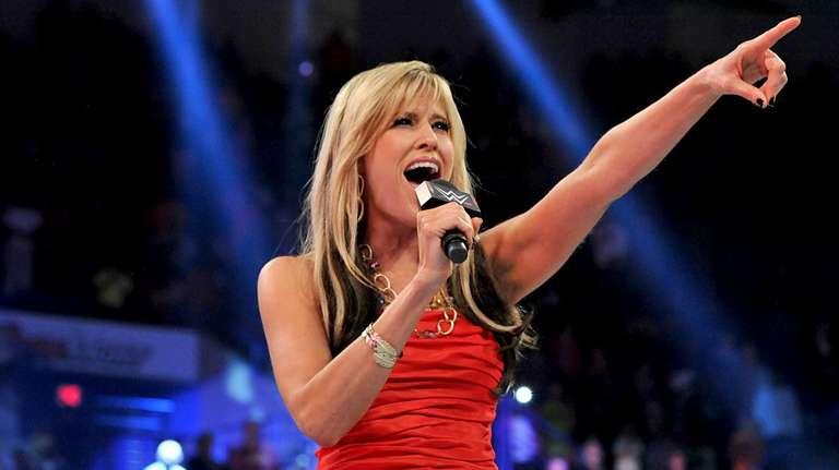 Lilian Garcia Returning To WWE (October 2020)   WWF Old School